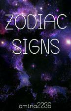 Zodiac Signs by amina2236