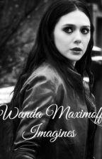 Wanda Maximoff Imagines by wandaaamaximoff