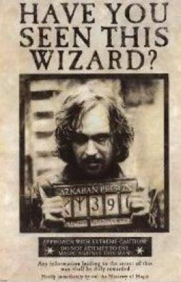 Have you seen this wizard? i have... he's my dad!