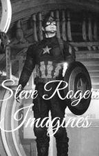 Steve Rogers Imagines by wandaaamaximoff