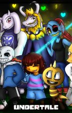 UnderGames (Undertale x Hunger games) by InfinityReadsThings