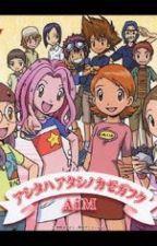 Digimon, el comienzo del amor by AnaidNoFansub