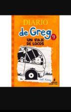 El Diario De Greg 9 Un Viaje De Locos by UrielPalacios0052