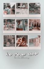 ❝ice cream shop ❞- mendes by shawnfuls