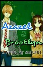Azazel And Brooklyn by FrostyFlake05