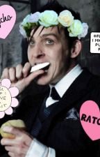 Oswald Cobblepot Cutest  Penguin On The Block by Tori_the_nerd