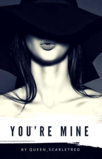 You're Mine {lesbian one shots}