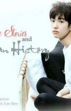 [Trans-fic][MarkJin] Of Love stories and Korean history by TrangTrnThu5