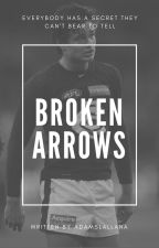 Broken Arrows ▹ Jack Silvagni | 1 by _BubblesInTheSky_
