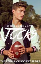 Jocks ✓ by evethedreamer