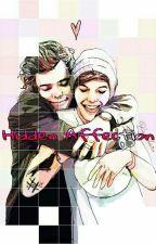 Hidden Affection-Larry ff by czekomis