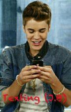 Texting | JUSTIN B. a.u. |MAGYAR| by annamary_alkot