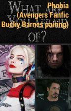 Phobia (Avengers Fanfic - Bucky Barnes pairing) by insaneredhead