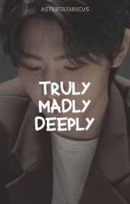 Truly Madly Deeply » Akashi Seijuro by mystaecal