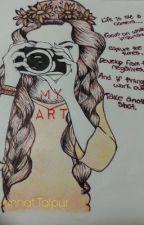 My Art Book by ArtGirl647