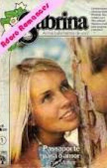Passaporte Para o Amor - Sabrina - Anne Mather
