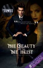 The Beauty And The Heist  by Lisa-Stone