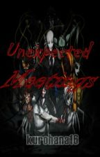 Unexpected Meetings (Creepypasta/Marble Hornets Story) by Kurohana_