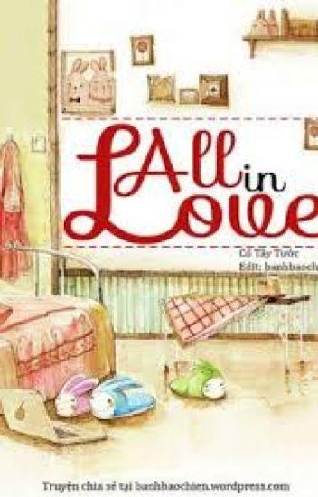 All In Love -  Cố Tây Tước