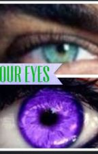 Your eyes see through me by 139996