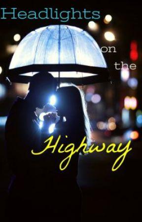 Headlights on the Highway by harvardbound100