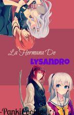 La Hermana De Lyssandro (Castiel) CDM by -PankiCookie-