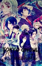 Tokyo Ghoul X Reader {Oneshots} by unknownpieceoftrash