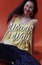 wrong way min yoongi by shysandy