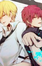 Come Back To Me (Akashi × Reader × Kise) by G_Tsuri