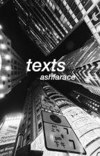 texts {1D} by ashfarace