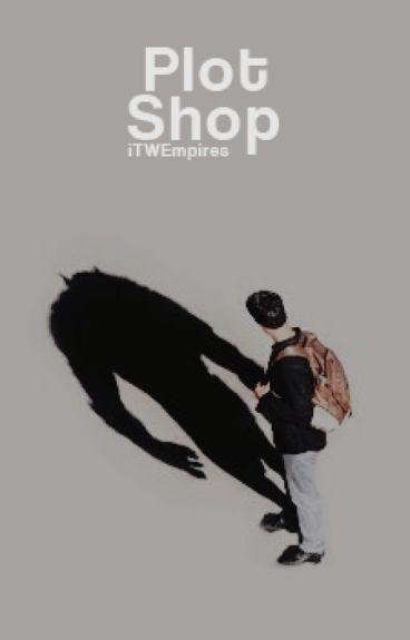 Plot Shop ▹ Teen Wolf
