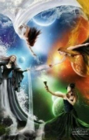 Вся магия в одной девушке (Закончена) by HamburgerN1