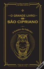 Sao Cipriano O Único E Legítimo Capa Preta by _MorganAlves