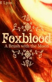 Foxblood: A Brush with the Moon by foxifae