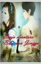 Senja Di Antara Biru Dan Jingga by putrimikha
