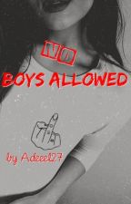 No Boys Allowed [CZ] ✅ by Adeeel27