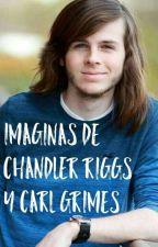 Imaginas De Chandler Riggs Y Carl Grimes by LujiiArrieta