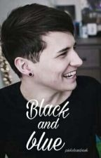 black and blue ~ Phan  by arephan