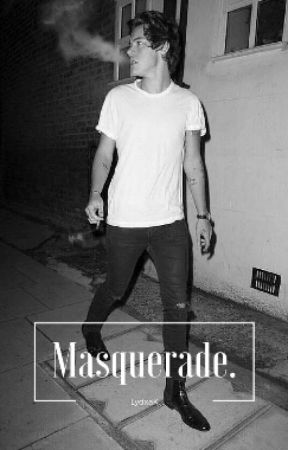 Masquerade. 》h.s au || #Wattys2017 by LydxaK