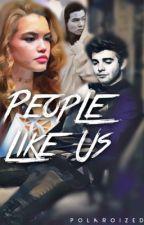 People Like Us ~ Max Thunderman by polaroized