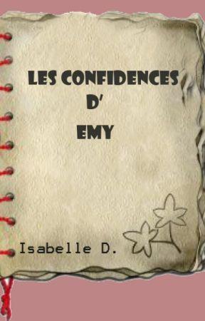Les confidences d'Emy by lesmotsdisabelle