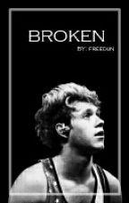 Broken. » Ziall. by slaughterofsouls