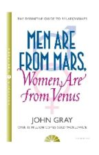 Men Are From Mars And Women Are From Venus  by BROKEN_but_SHINING