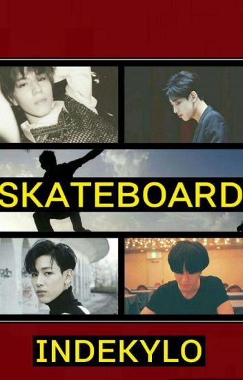 Skateboard (A YugBam Fanfic) (COMPLETED)