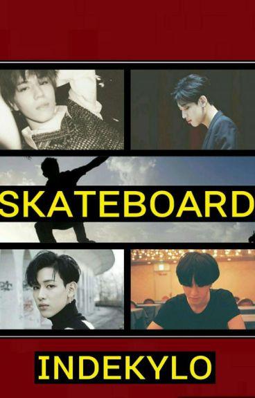 Skateboard (A YugBam Fanfic)