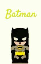 Batman by jtagcharles