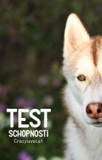 Test Schopností by Crazylovecat