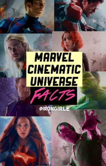 Marvel Cinematic Universe Facts