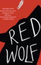 Red wolf by JerrysJuicyy
