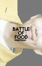 Battle Of Food | NamJin by daeguftbusan